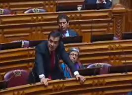 André Almeida. Encerramento do Debate