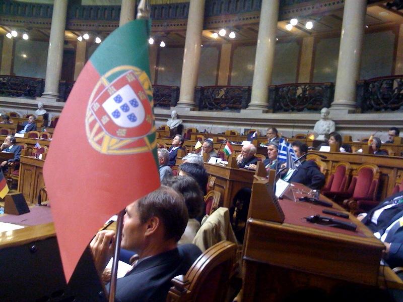 Xvi confer ncia interparlamentar eureka parlamento for Parlamento on line